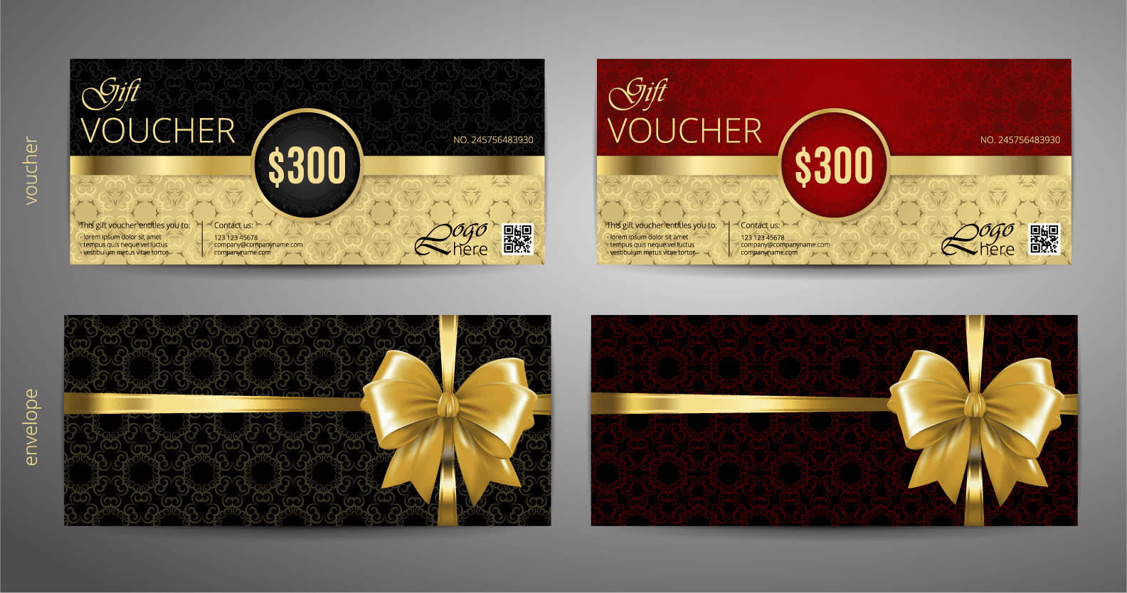 Gift Vouchers with Envelop05 [Converted]